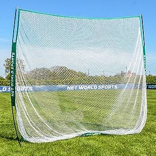 FORB Red de Golf Portátil para Entrenamiento en el Jardín (2,1m x 2,1m)