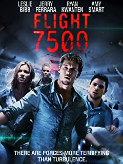 flight 7500 plot