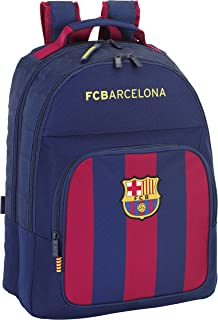 F.C. Barcelona - Mochila Doble Adaptable, 32 x 42 cm (SAFTA 611525560)