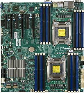 Supermicro X9DRI-F-O LGA2011/ Intel C602/ DDR3/ SATA3/ V&2GbE/ EATX Server Motherboard