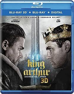 King Arthur: Legend of the Sword (3D Bluray + Bluray)