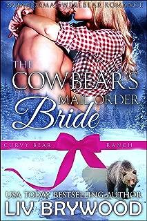 The Cowbear's Mail Order Bride (Curvy Bear Ranch Book 6)
