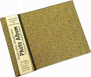 Handcrafted Brocade Fabric Photo Album