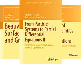 Springer Proceedings in Mathematics & Statistics (101-150) (50 Book Series)