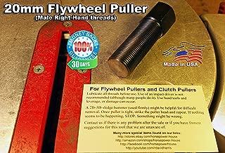 US-Made 20mm Puller Tool to Remove Your Flywheel Stator Rotor Alternator Dynamo Magneto Generator @ 06-19 Kawasaki Vulcan VN900 Classic Custom