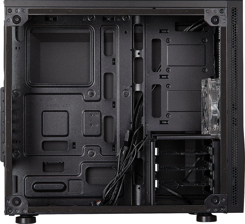 CORSAIR CARBIDE SPEC-05 Mid-Tower Gaming Case - Black (CC-9011138-WW)