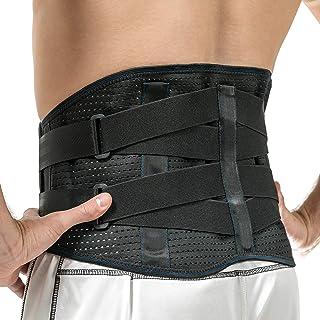 Support lombaire par FlexGuard Support - Support lombaire à la taille pour soulager les maux de dos -...