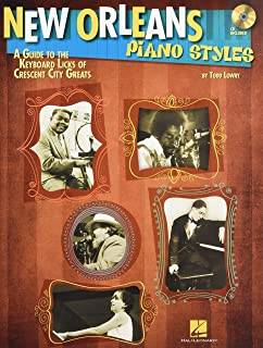 New Orleans Piano Styles: A Guide to the Keyboard Licks of C