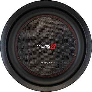 CERWIN VEGA VPRO124D Pro 1500 Watts Max 12-Inch Dual Voice Coil Subwoofer 4 Ohms/750 Watts Power Handling