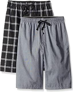 Men's 2-Pack Woven Pajama Short
