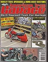 American Iron Garage Magazine Spring 2015