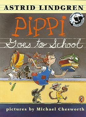Pippi Goes to School