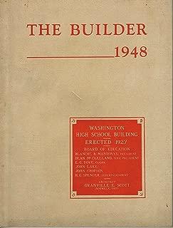 THE BUILDER 1948 - We're twenty-one: (UTICA-WASHINGTON HIGH SCHOOL) Utica-Washington Local School District, Ohio