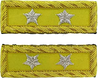 rank shoulder boards
