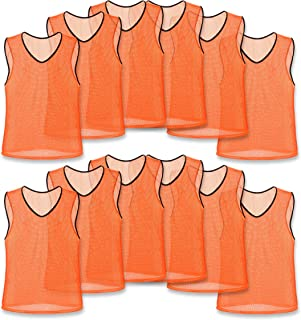 Best youth pinnies mesh Reviews