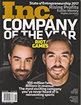 Inc. December 2016/January 2017 Company of the Year Riot Games Brandon Beck and Marc Merrill
