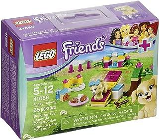 lego friends puppy training 41088