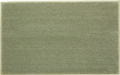 スミノエ(Suminoe) マット グリーン 50×80cm 消臭 防ダニ シープフレーテ 13137301