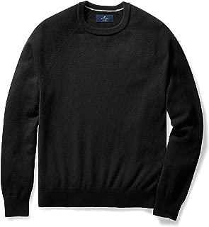 Amazon Brand - BUTTONED DOWN Men's Cashmere Crewneck Sweater