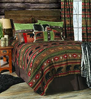 Best cabin rules bedding Reviews