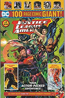 DC 100 Page Giant #7 Wal-Mart Exclusive JUSTICE LEAGUE AMERICA 2019 VF/NM