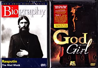 Rasputin The Mad Monk : Faith Healer , God Or The Girl : A Struggle To Dedicate A Life to the Church : Catholic 2 Pack Collection : 3 Discs