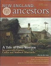 New England Ancestors (Fall 2008)