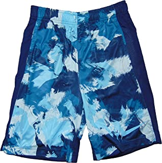 Bike Boy's Dri Fit Legacy Running Shorts Small Blue