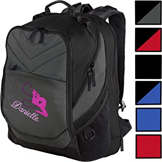 gymnastic bags embroidered