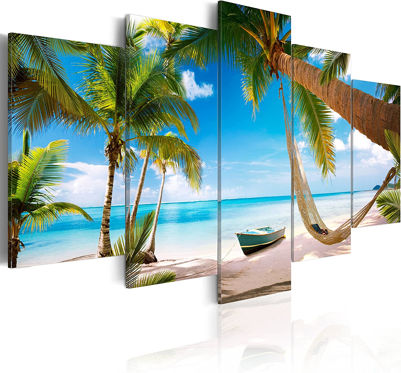 artgeist Price reduction Canvas Wall Art Print Recommendation Beach 5 79