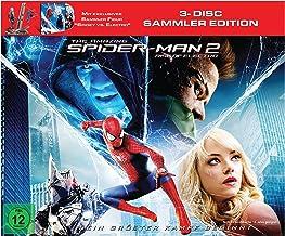 The Amazing Spider-Man 2 - Rise of Electro (+ Spidey vs. Electro) (+ Blu-ray) (+ Bonus-Bluray) [2014]