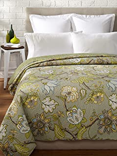 C&F Home Nottingham Twin Quilt Twin Quilt Green