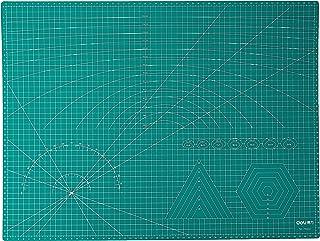 Deli 78402 Cutting Mat, A2, Green
