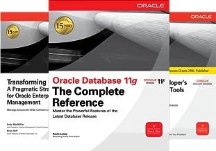Oracle Press (51-100) (50 Book Series)