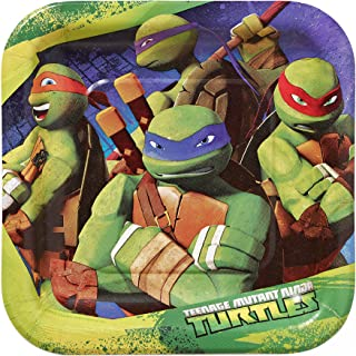 Amscan Teenage Mutant Ninja Turtles Party Napkins 16pk