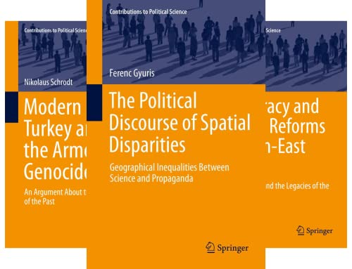Contributions to Political Science (27 Book Series)