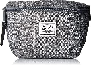 Herschel Fourteen Waist Pack, Raven Crosshatch, One Size