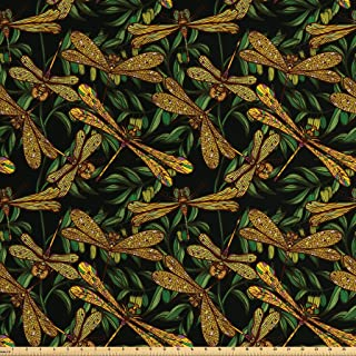 Best dragonfly fabric by the yard Reviews