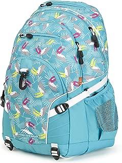 High Sierra Loop Backpack Toucan/Tropic Teal/White