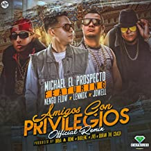 Amigos Con Privilegios (feat. Nengo Flow, Lennox & Jowell) [Explicit]