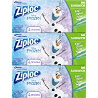 3-Pack Ziploc Brand Sandwich Bags
