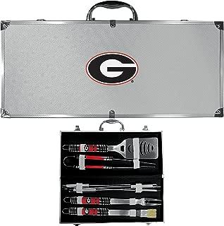 Siskiyou NCAA Unisex 8 pc Tailgater BBQ Set