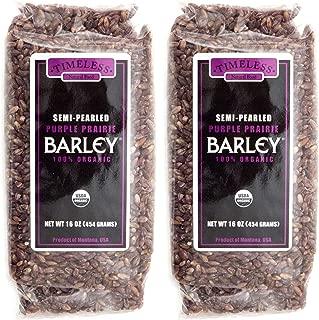 purple barley