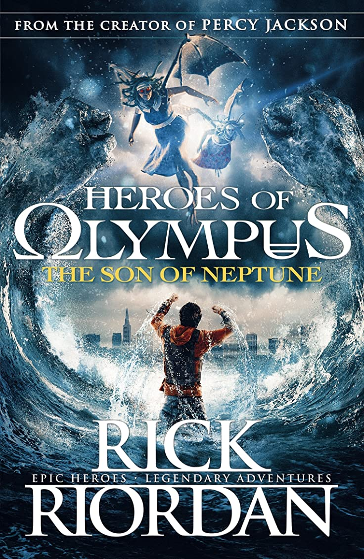 期待する縫う地殻Heroes of Olympus: The Son of Neptune (Heroes Of Olympus Series Book 2) (English Edition)