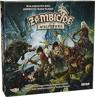 Edge Entertainment Zombicide - Wulfsburg, Juego de Mesa EDGBP002