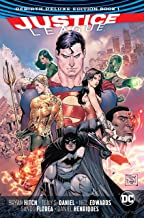 Justice League: The Rebirth Deluxe Edition Book 1 (Rebirth)