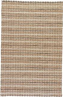 Jaipur Living Harringdon Natural Fiber Striped Neutral Area Rug (2'6