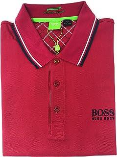 Hugo Boss Mens Paddy Moisture Manager Pro Edition Polo Shirt 50249000