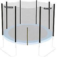 Ultrasport Trampoline-/veiligheidsnet voor tuintrampolines, compatibel met jumper model, trampoline-accessoires, reservene...