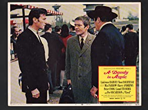 MOVIE POSTER: Dandy in Aspic Lobby Card #5-1968-Laurence Harvey
